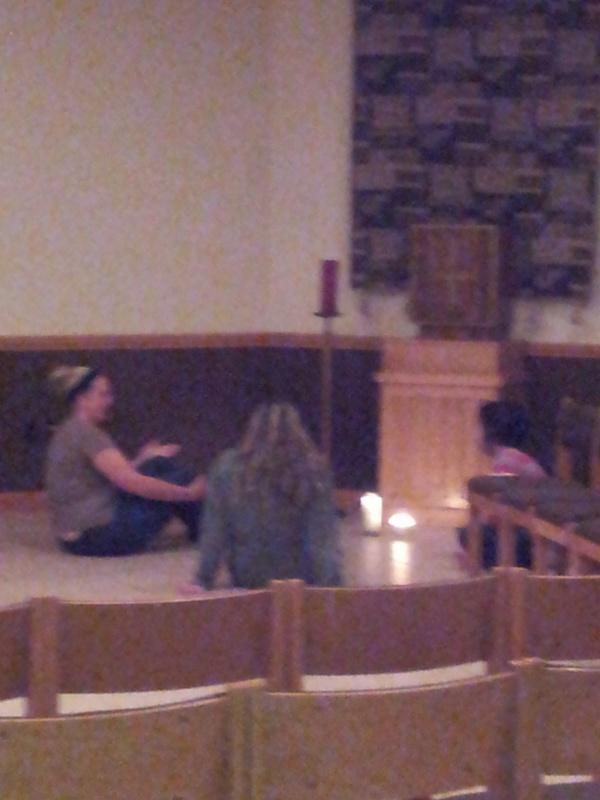prayer in chapel 2